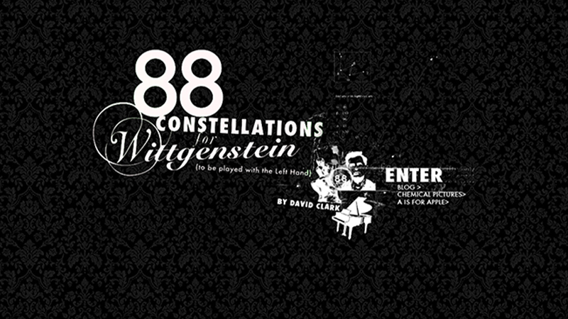 gallery image of 88 constellations for Wittgenstein (to be played with left hand)