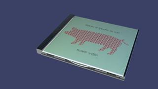A 3D model of the Figurski at Findhorn on Acid CD-ROM