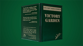 A 3D model of the Victory Garden folio and floppy disk